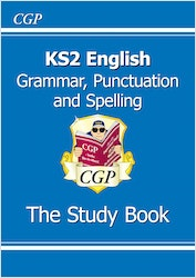 KS2 English SPaG Study Book