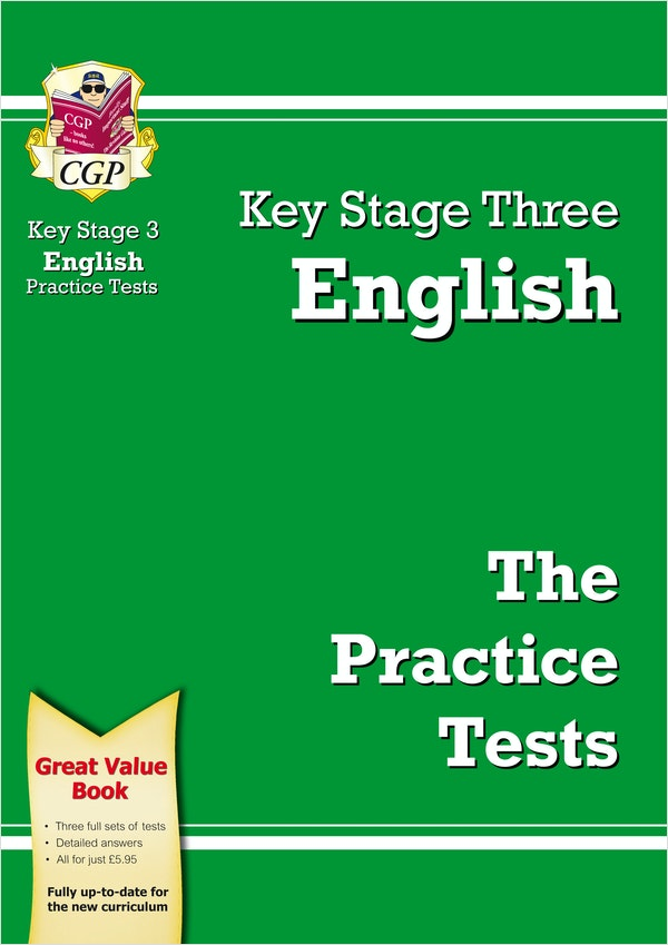 KS3 English Practice Papers