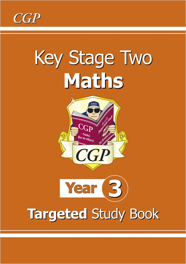 Year 3 Maths Targeted Study Book (Ages 7-8)