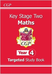 Year 4 Maths Targeted Study Book (Ages 8-9)