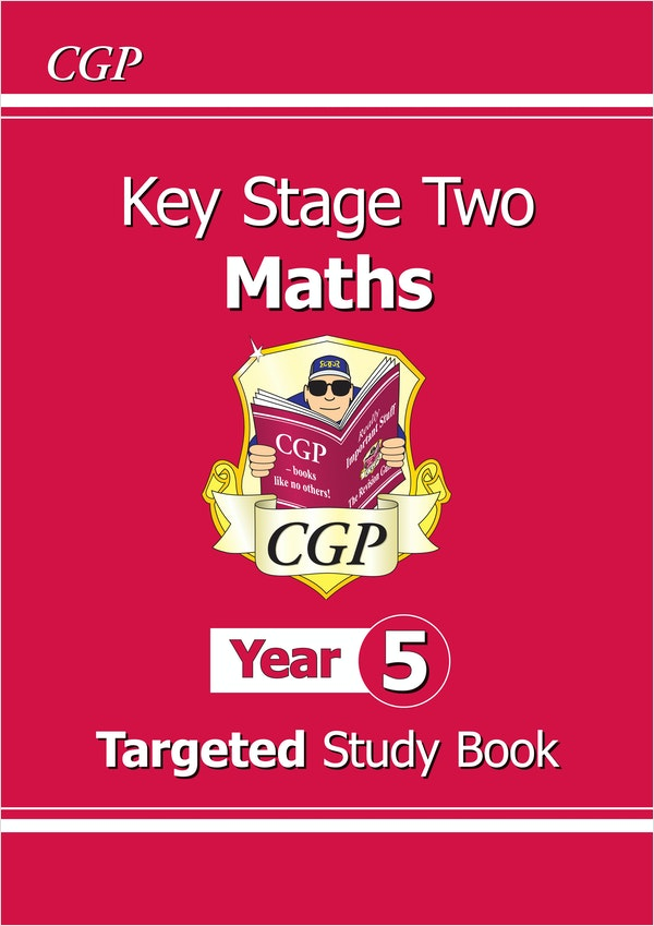 Year 5 Maths Targeted Study Book (Ages 9-10)