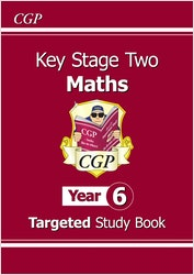 KS2 Maths Study Book (Ages 10-11)