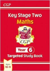 KS2 Maths Study Book (Ages 10-11)