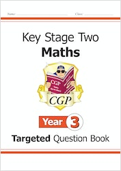 Year 3 Maths Targeted Question Book (Ages 7-8)