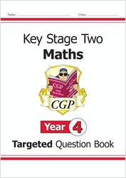 Year 4 Maths Targeted Question Book (Ages 8-9)