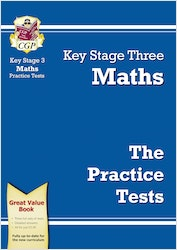 KS3 Maths Practice Papers