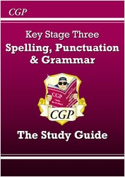 KS3 Spelling, Grammar & Punctuation Study Guide