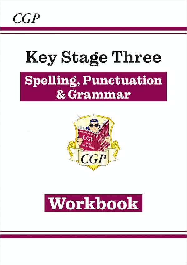 KS3 Spelling, Punctuation & Grammar Workbook (Questions)