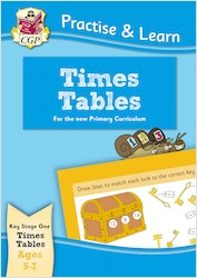 Practise & Learn Times Tables (Ages 5-7)