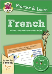 Practise & Learn French (Ages 5-7)
