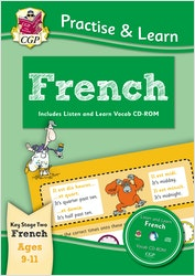 Practise & Learn French (Ages 9-11)