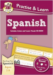 Practise & Learn Spanish (Ages 7-9)