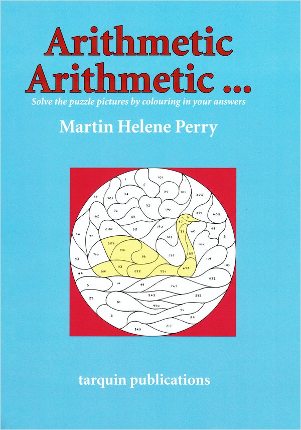 Arithmetic Colouring Book (Ages 7-11)