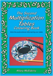Times Tables Colouring Book 2 (Ages 7-11)