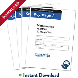 KS2 SATs Papers & Year 6 SATs Revision Guides - ExamNinja co uk