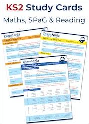KS2 Study Cards