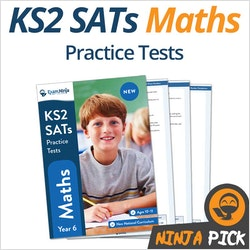 KS2 Maths SATs Practice Tests