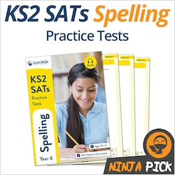 KS2 Spelling SATs Practice Tests