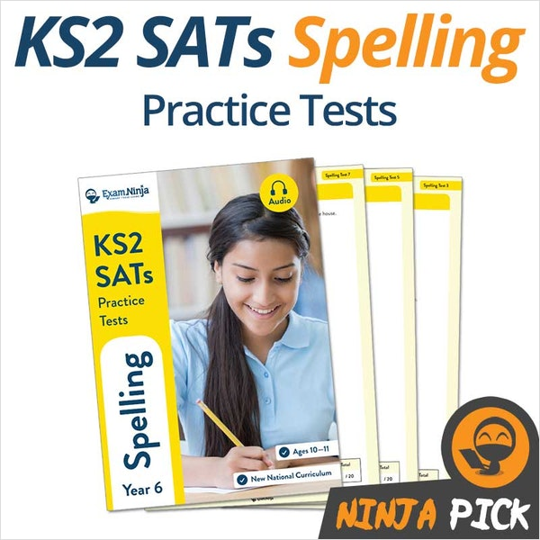 KS2 Spelling SATs Practice Tests