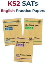 KS2 English SATs Practice Papers Pack