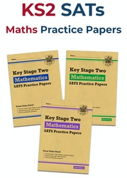 KS2 Maths SATs Practice Papers Pack