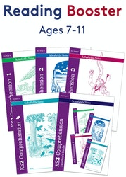 Reading Booster Pack (Ages 7-11)