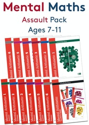 KS2 Mental Maths Assault Pack
