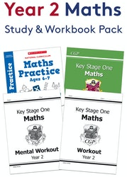 Year 2 Maths Practice Pack (Ages 6-7)