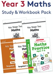 Year 3 Maths Practice Pack (Ages 7-8)