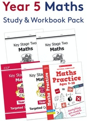 Year 5 Maths Practice Pack (Ages 9-10)