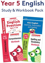 Year 5 SPaG Practice Pack (Ages 9-10)