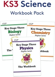 KS3 Science Workbook Set (Higher)