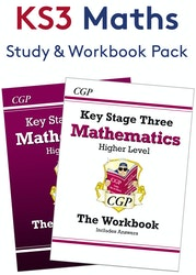 KS3 Maths Practice Pack (Higher)