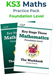 KS3 Maths Practice Pack (Foundation)