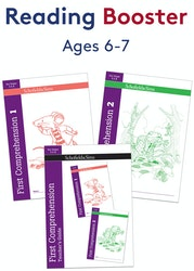 Reading Booster Pack (Ages 5-7)