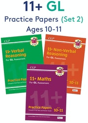 GL Assessment 11+ Practice Papers (Pack 2)