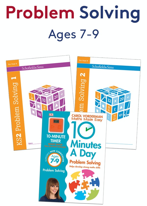 Problem Solving Pack (Ages 7-9)