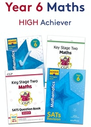 KS2 SATs High Achievers Maths Pack