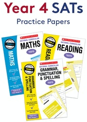 Year 4 SATs Practice Papers Pack