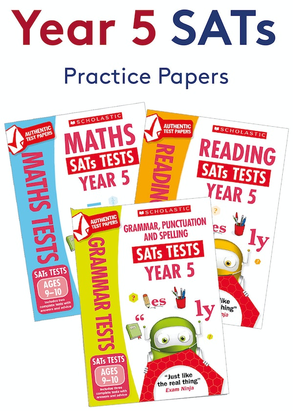 Year 5 SATs Practice Papers Pack