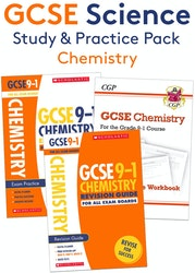 GCSE Chemistry Complete Study & Practice Pack