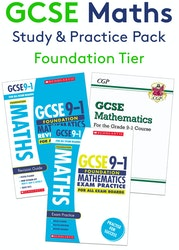 GCSE Maths Complete Study & Practice Pack (Foundation)