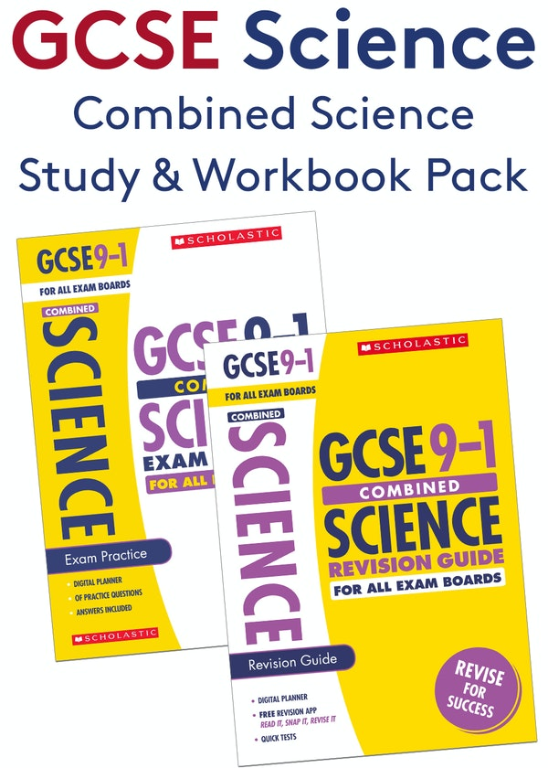 GCSE Combined Science Study & Practice Pack (Higher)