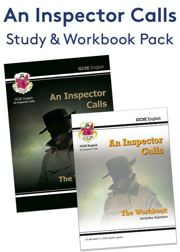 An Inspector Calls Study & Practice Pack