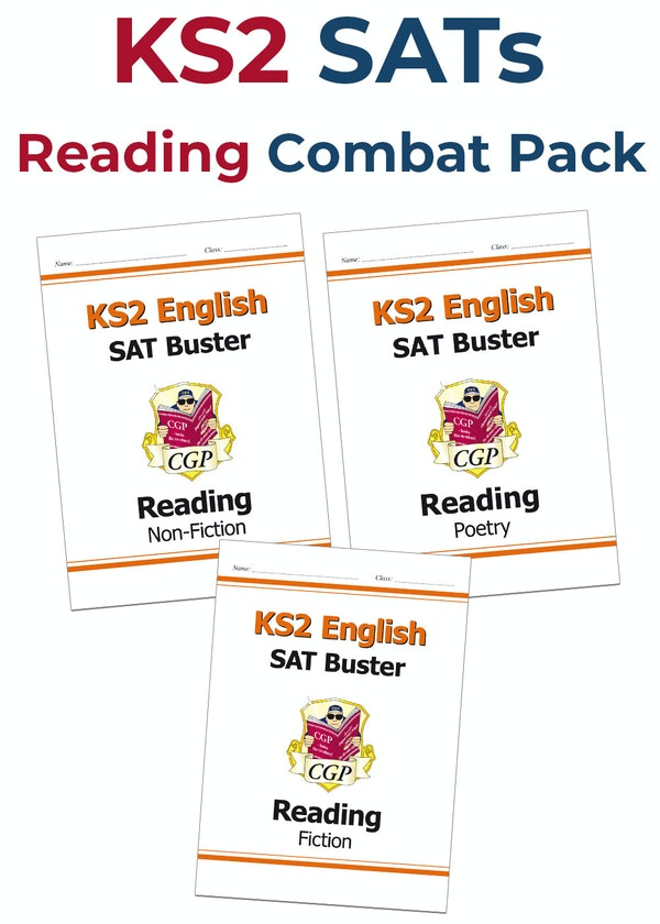KS2 SATs Combat Pack - Reading