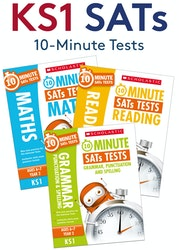 KS1 SATs 10-Minute Tests