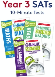 Year 3 SATs 10-Minute Tests