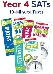 Year 4 SATs 10-Minute Tests
