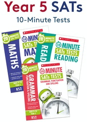 Year 5 SATs 10-Minute Tests