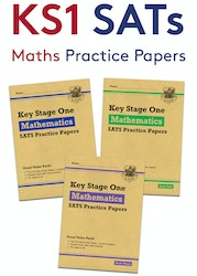 KS1 Maths SATs Practice Papers Pack